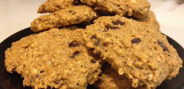 protein cookies opskrift
