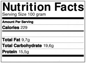 opskrift proteinbar_limabønner
