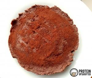 low carb opskrift på no bake chokoladekage 2