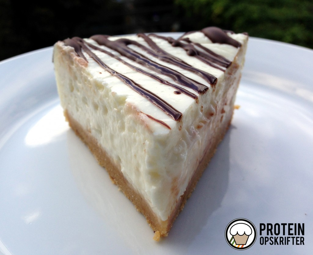 Opskrift på sund cheesecake