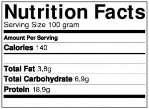 Opskrift på sund cheesecake indhold
