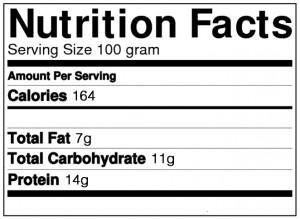 sweet potato proteintærte