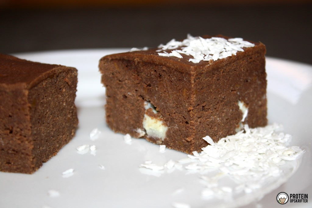 protein brownie 1