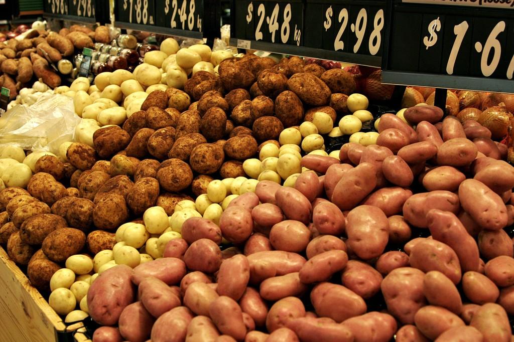 kulhydrater gør dig ikke tyk - kartofler