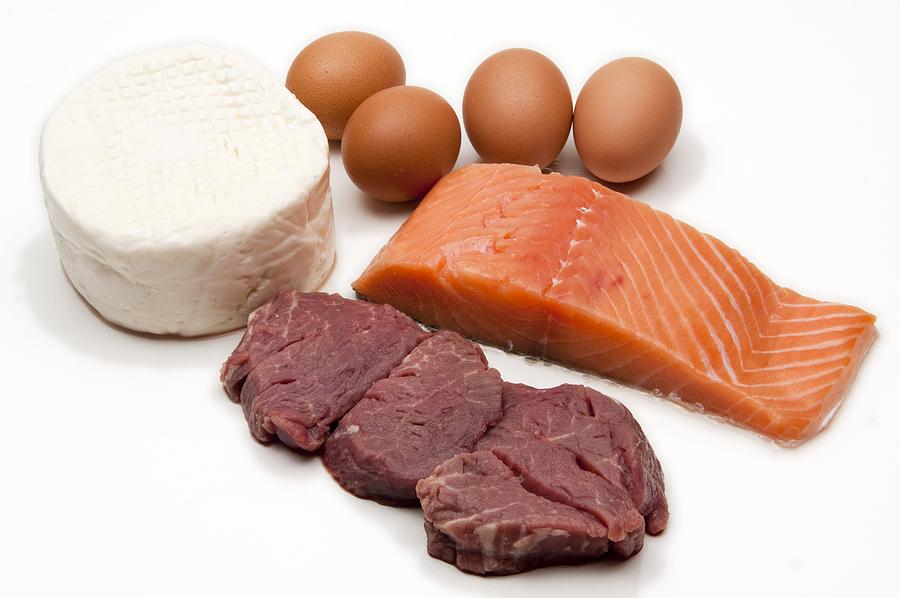 Er protein farligt billede